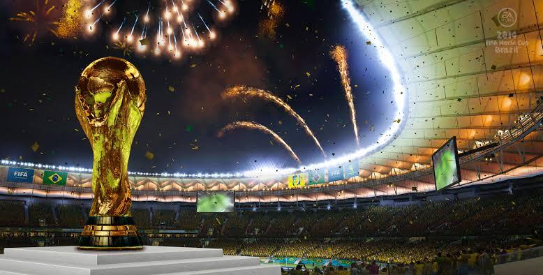 EA Spors Announces 2014 FIFA World Cup Brazil